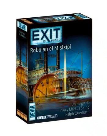 Exit - Robo en el Mississipi