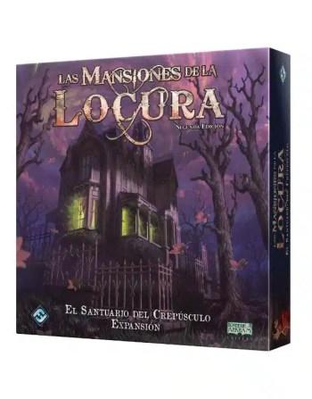Mansiones de la Locura - Santuario del Crepusculo