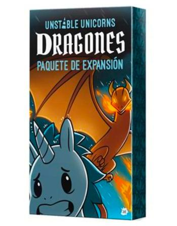 Unstable Unicorns: Dragones