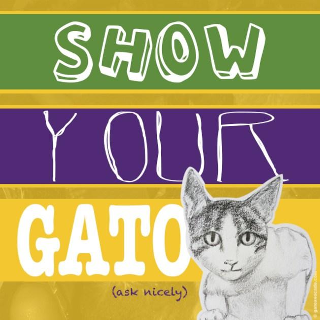 GA_Show your Gato