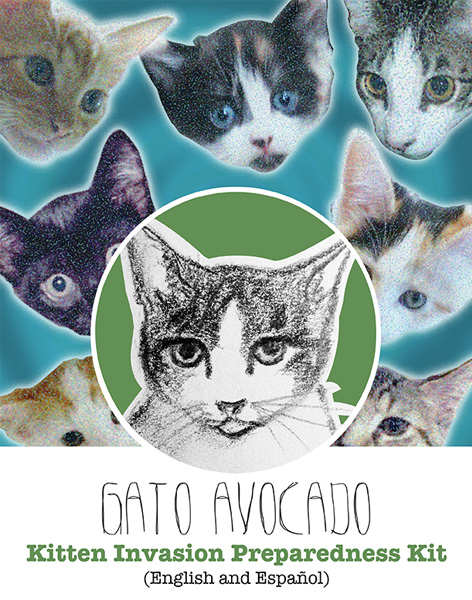 Kitten Invasion Cover LoRes