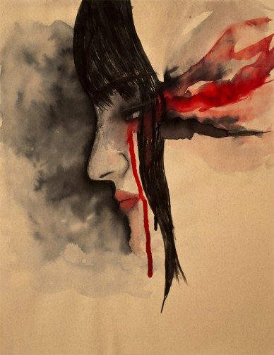 Technic: watercolor
