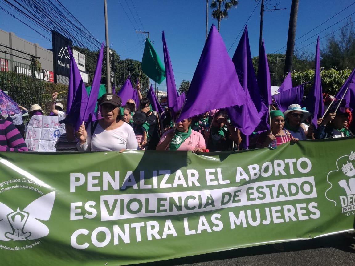 El Salvador aún no acata exigencia de ONU para liberar a mujeres criminalizadas