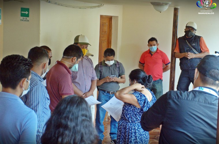 Alcaldía de Nahuizalco pide al MARN que suspenda consulta pública para octava hidroeléctrica