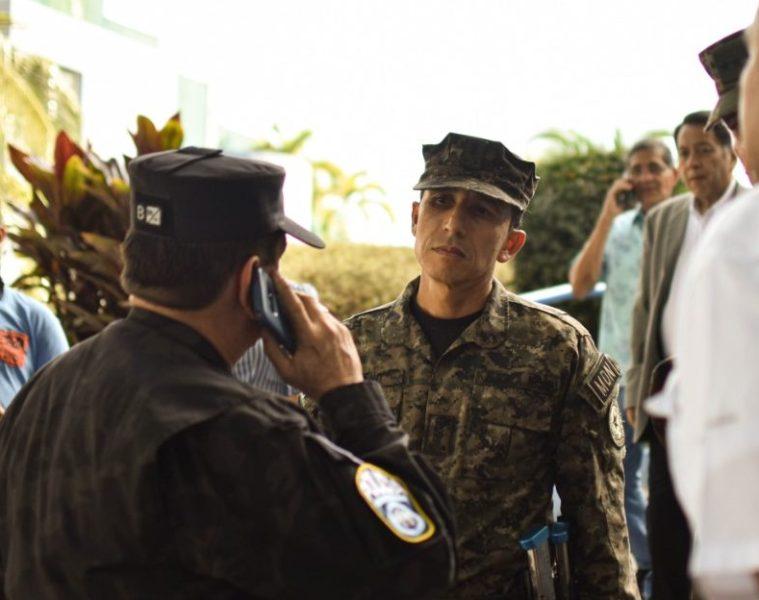 Asamblea retoma interpelación al ministro de Defensa por su actuación en el 9F