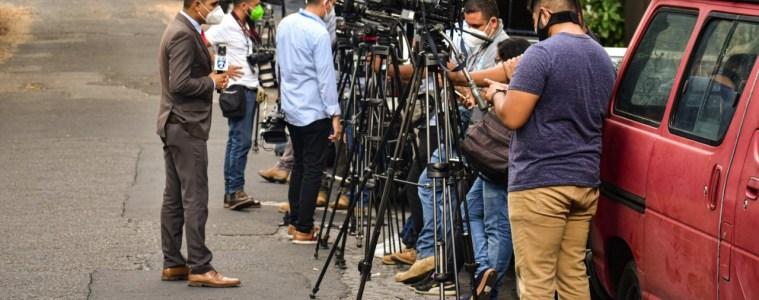 Asamblea determina que en El Salvador se está violando el derecho de libertad de expresión y prensa