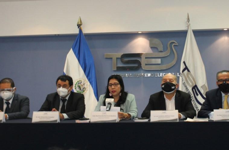 TSE recurre a votación irregular para inscribir candidaturas de Walter Araujo y Margarita Escobar