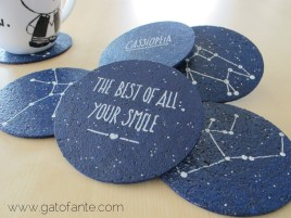 Starry Coasters