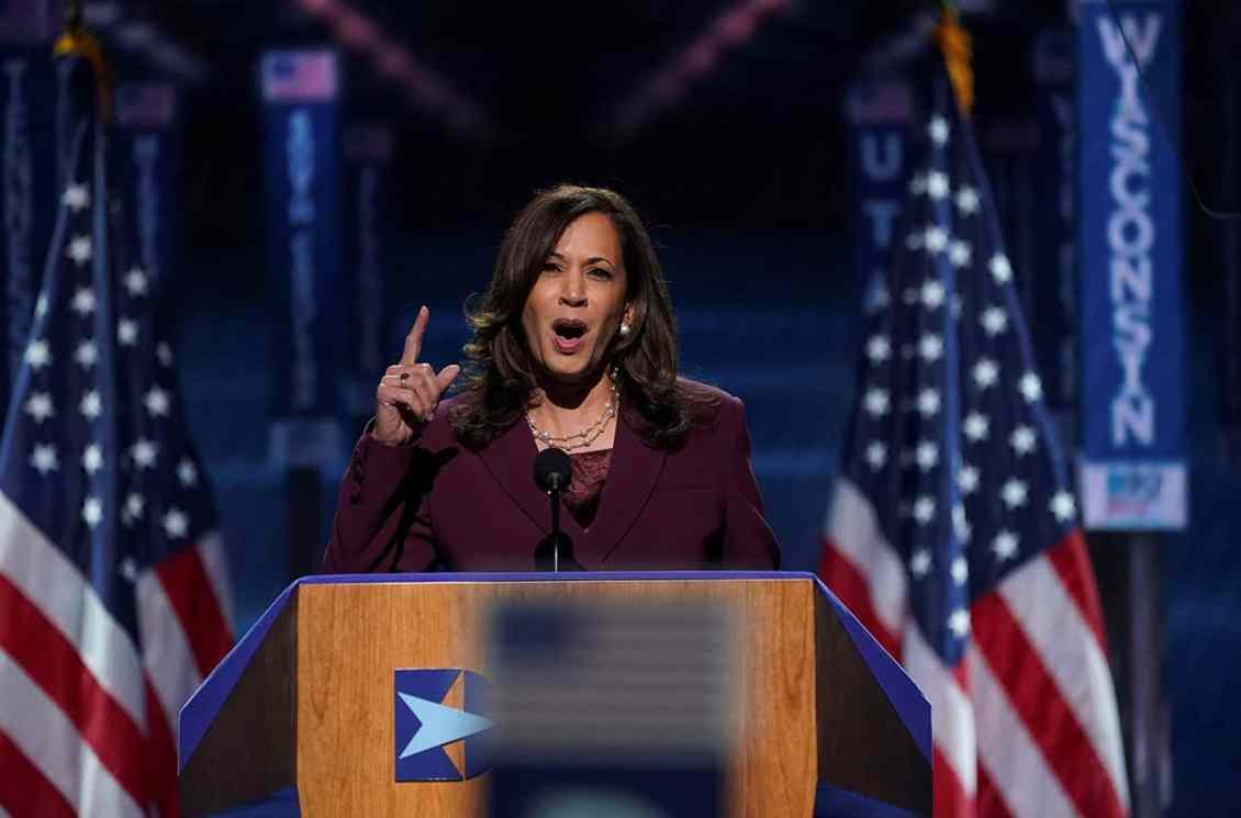 Kamala Harris, la mujer que se enfrentará a Trump junto a Joe Biden