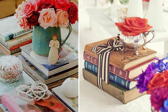 decorac3a7c3a3o-com-livros2