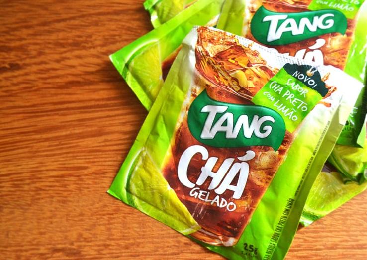 Chá Gelado Tang - Chá Preto com Limão