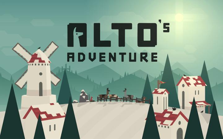 Alto's Adventure - jogo - resenha - game