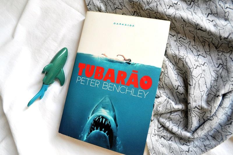 O Gato leu: Tubarão