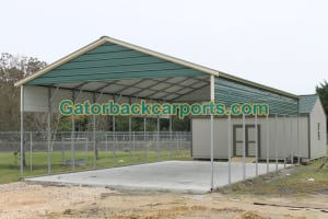Colors Gatorback CarPorts
