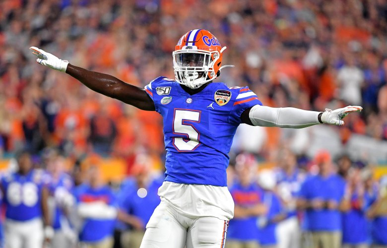 2019 Florida Gators Football Profile Card: Kaiir Elam