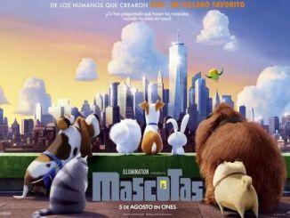 Película de Cine Recomendada: Mascotas