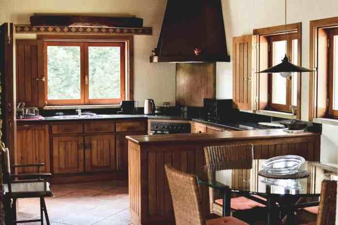 Cozinha da Casa Natura
