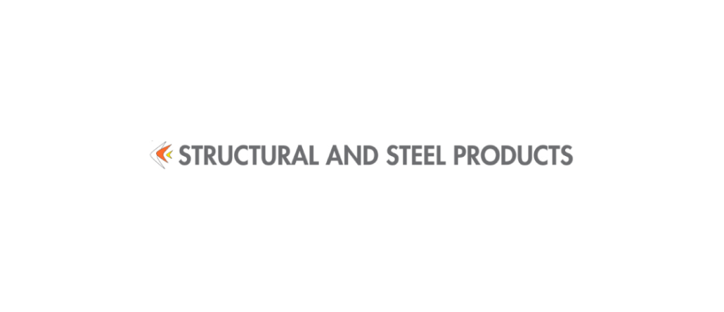 Structural and Steel Products logo