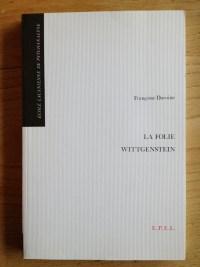 La folie Wittgenstein, édition originale
