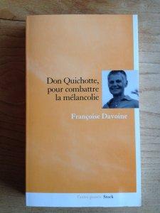 Don Quichotte par Davoine