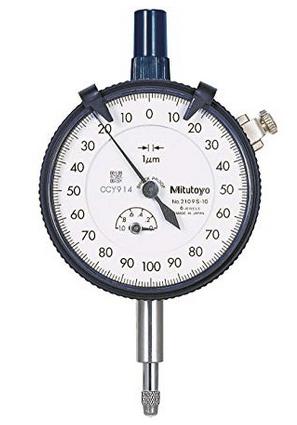Mitutoyo Plunger dial gauge 0.001 mm on amazon