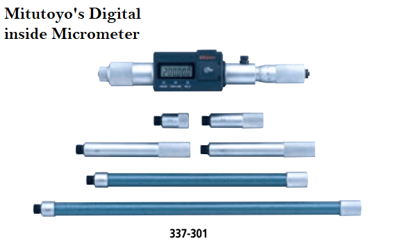 digital inside micrometer