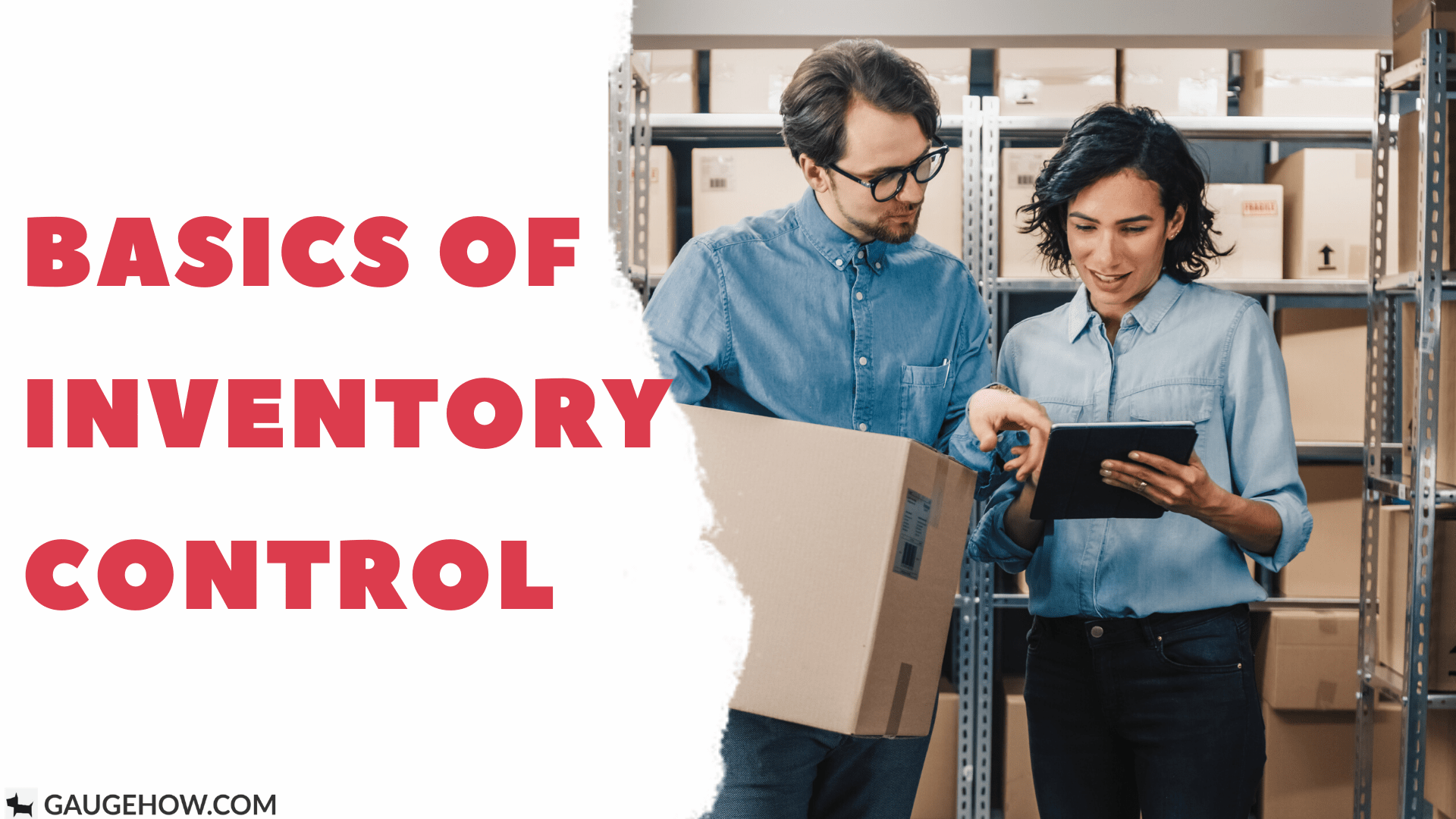 basics of inventory control course