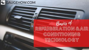 BASICS OF REFRIGERATION PROCESS