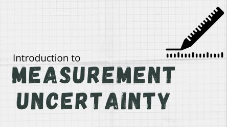 uncertainty Measurement