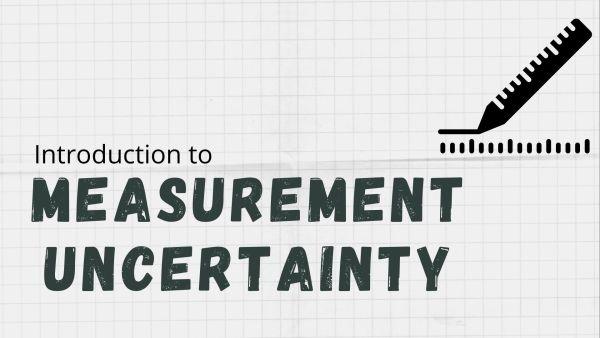 uncertainty Measurement