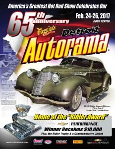 65th Annual Meguiar's Autorama presented by O'Reilly Auto Parts