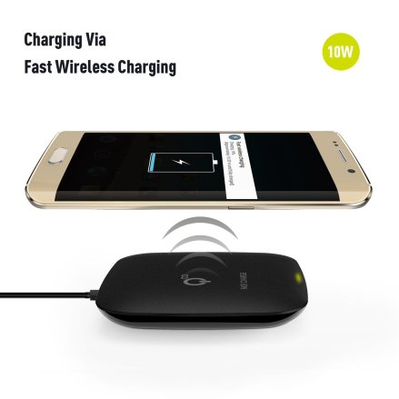 Qi-Infinity Fast Qi Wireless Charger Pad