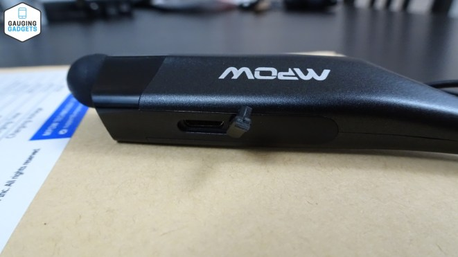 Mpow Hunter USB Charging