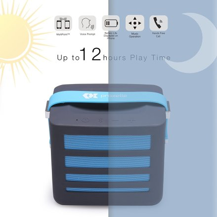 Surge Power Portable Speaker4