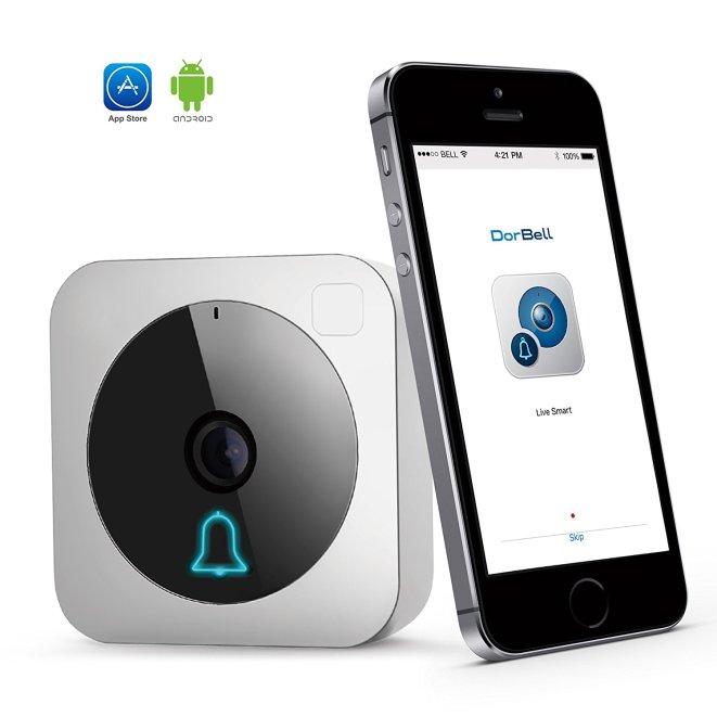 Wireless Video Doorbell4