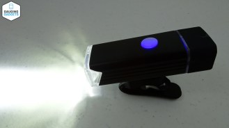 Amir USB Rechargeable Bicycle Light
