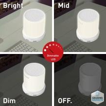 Macally LED Desk Lamp 5