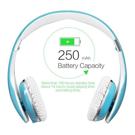 AUSDOM M07 On-Ear Headphones6