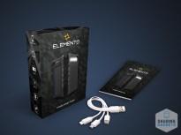 ELEMENTO Solar Charger Portable 16000mAh 3