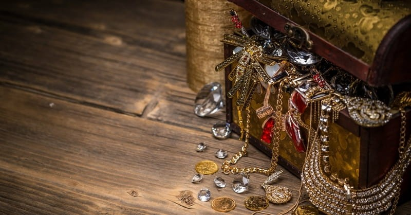How to claim hidden treasure … are you in line to claim a fortune