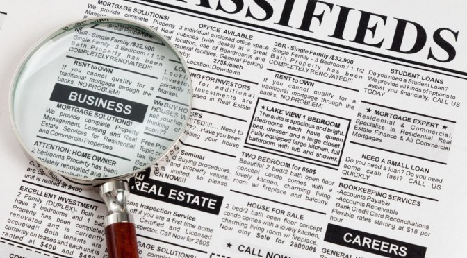 How to Write Killer Classified Ads