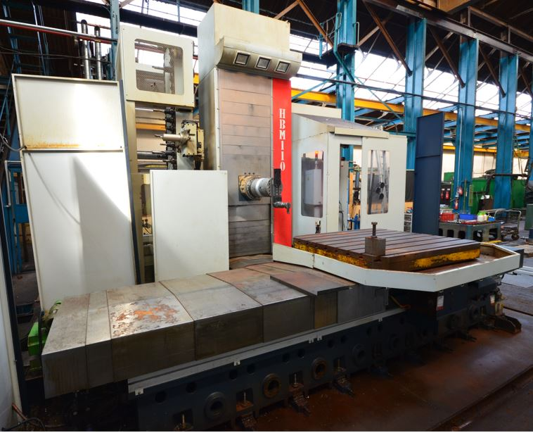 Heavy Engineering Facility – Online Auction – Preliminary Notice