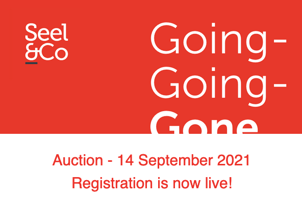 Property Auction Registration Now Live! Auction – 14 September 2021