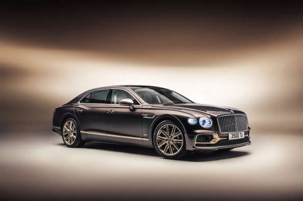 Flying Spur Hybrid Odyssean edition: A glimpse into Bentley's future
