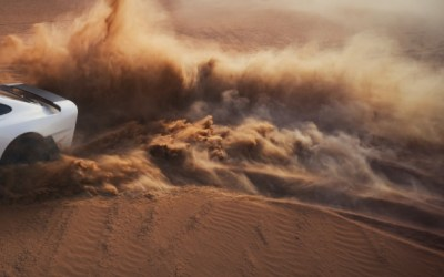 Conquering the desert: Marc Philipp Gemballa announces the world premiere of Project Sandbox