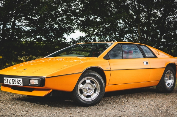 Salvage Hunters: Classic Cars offers winning bidder the chance to be on television with its restored Lotus Esprit Series 1