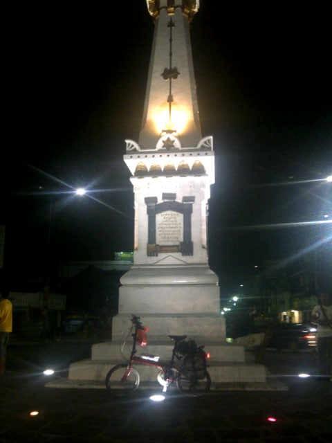 Gowes to Mudik Bekasi – Yogyakarta 2012