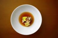 wirsinggyoza & miso / cabbage gyzoa & miso