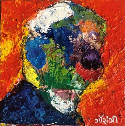 gamut of emotions. artist: gaurangi mehta shah