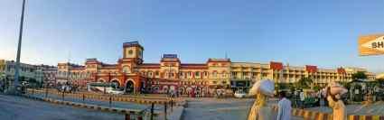Gorakhpur Junction Panorama